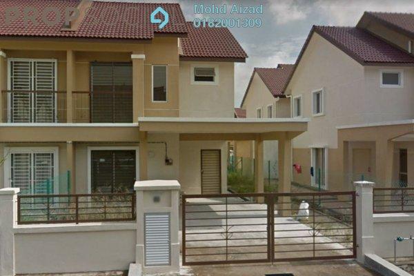 For Sale Semi-Detached at Bandar Puncak Alam, Kuala Selangor Leasehold Fully Furnished 4R/3B 500k