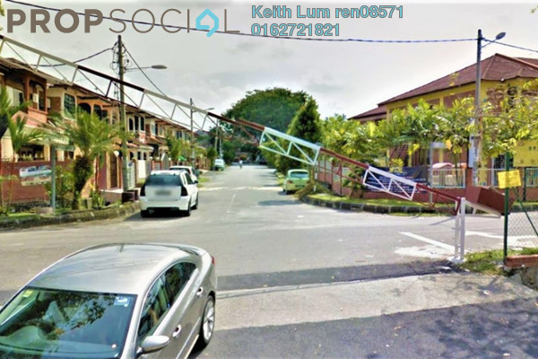 For Sale Terrace at SL11, Bandar Sungai Long Freehold Semi Furnished 4R/3B 530k