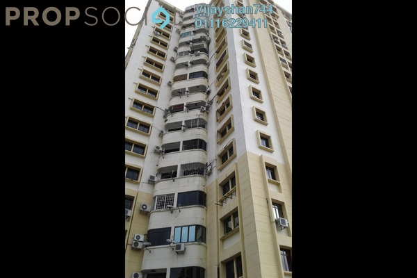 For Sale Apartment at Tiara View, Tanjung Bungah Freehold Unfurnished 3R/2B 440k