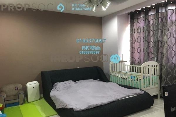 For Sale Terrace at Bandar Puteri Klang, Klang Freehold Fully Furnished 4R/3B 528k