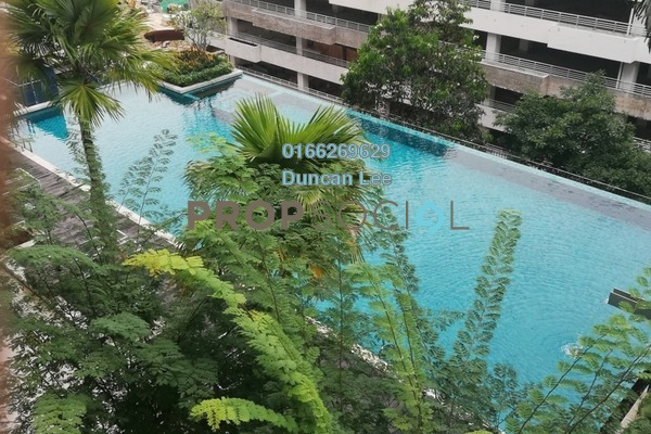For Rent Condominium at Kiara 1888, Mont Kiara Freehold Fully Furnished 4R/4B 3.3k