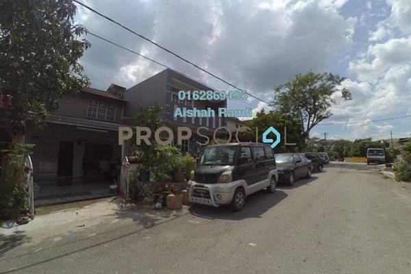 For Sale Terrace at Taman Taming Jaya, Balakong Freehold Unfurnished 3R/2B 325k