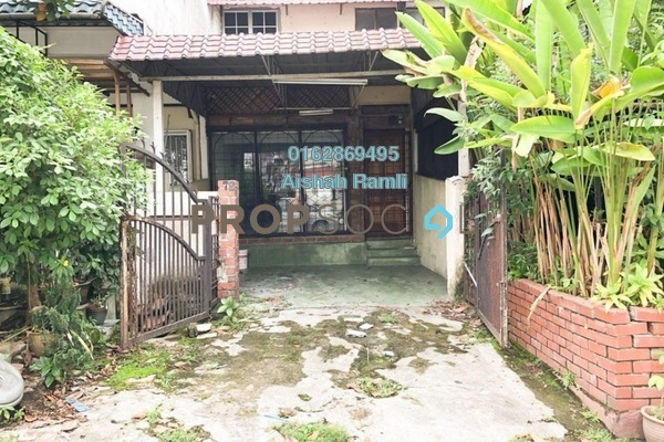 For Sale Terrace at Taman Sri Gombak, Batu Caves Freehold Unfurnished 3R/2B 380k