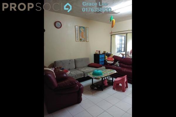 For Sale Terrace at Taman Kajang Mulia, Kajang Freehold Semi Furnished 3R/3B 440k