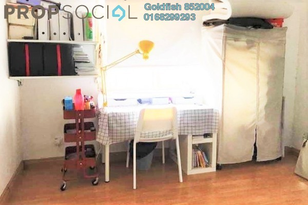 For Sale Apartment at Sri Cempaka Apartment, Kajang Freehold Semi Furnished 3R/2B 248k