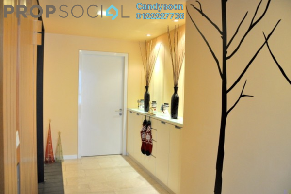 For Rent Condominium at 2 Hampshire, KLCC Freehold Semi Furnished 3R/5B 7.5k