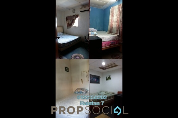 For Rent Apartment at Jalan Pudu, Pudu Freehold Semi Furnished 8R/10B 3.1k