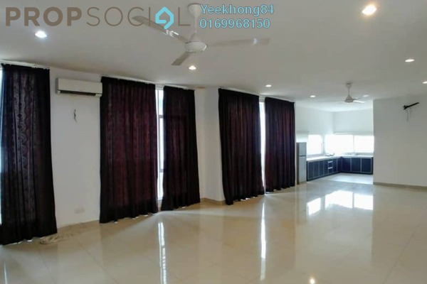 For Sale Semi-Detached at Garden Residence, Cyberjaya Freehold Semi Furnished 5R/5B 1.4m