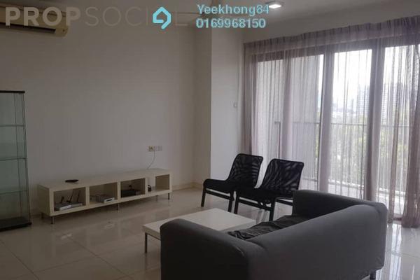 For Rent Condominium at Gembira Residen, Kuchai Lama Freehold Semi Furnished 3R/2B 2.2k