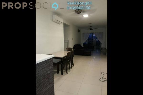 For Sale Serviced Residence at Senza Residence, Bandar Sunway Freehold Fully Furnished 3R/2B 698k