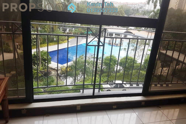 For Rent Condominium at Vista Kiara, Mont Kiara Freehold Fully Furnished 3R/2B 2.8k