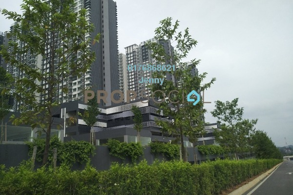 For Rent Condominium at Savanna Executive Suites, Southville City Freehold Semi Furnished 3R/2B 1.2k