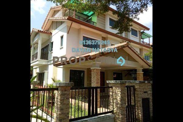 For Sale Semi-Detached at Seksyen 8, Bandar Baru Bangi Freehold Semi Furnished 7R/5B 1.2m