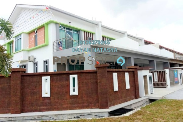 For Sale Terrace at Kampung Bukit Changgang, Banting Freehold Unfurnished 4R/4B 410k