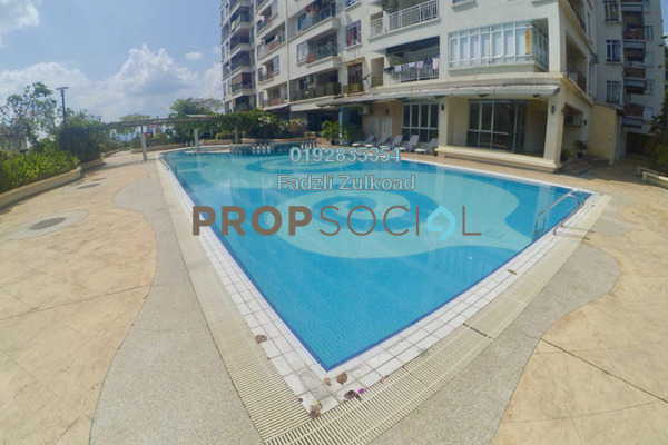 For Sale Condominium at Desa Villas, Wangsa Maju Leasehold Unfurnished 3R/2B 620k
