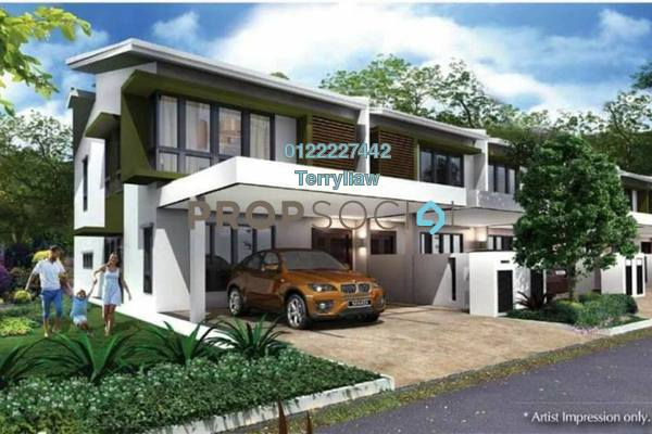 For Sale Terrace at Sekata Villa, Kajang Freehold Unfurnished 4R/3B 591k