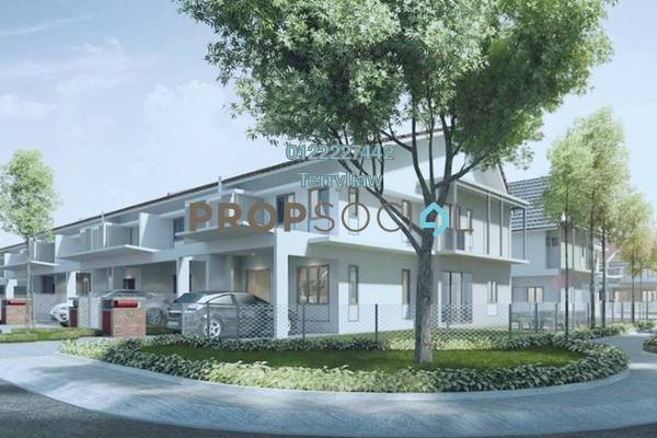 For Sale Terrace at Keranji @ Greenwoods Salak Perdana, Sepang Freehold Unfurnished 4R/3B 435k