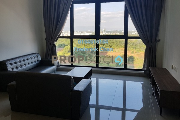 For Rent Condominium at Conezión, IOI Resort City Freehold Semi Furnished 2R/2B 2.2k