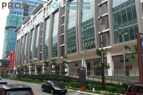 For Sale Office at Sunway VeloCity, Cheras Freehold Semi Furnished 2R/2B 1.55m
