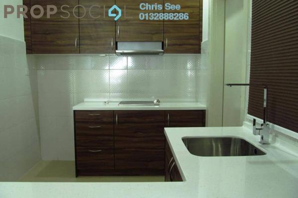 For Sale Condominium at Surian Residences, Mutiara Damansara Freehold Fully Furnished 1R/1B 820k