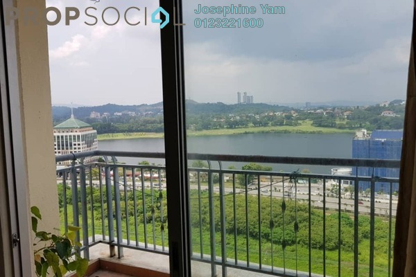 For Rent Apartment at Fortune Park, Seri Kembangan Freehold Fully Furnished 4R/2B 1.8k