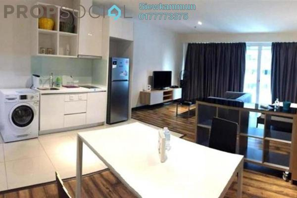 For Rent Condominium at Sphere Damansara, Damansara Damai Freehold Semi Furnished 1R/2B 1.4k