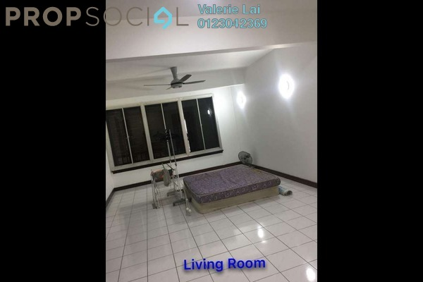 For Rent Condominium at Riana Green, Tropicana Freehold Semi Furnished 1R/1B 1.5k