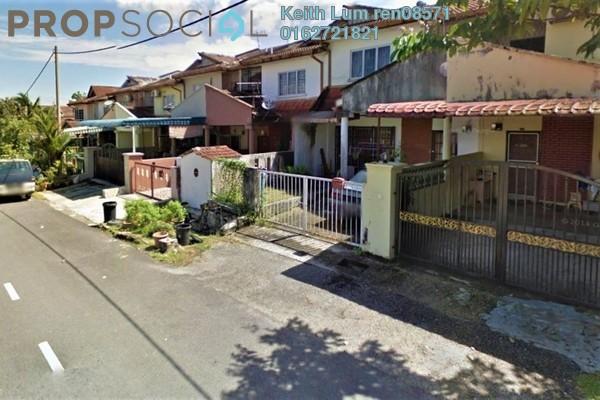 For Sale Terrace at Taman Reko Mutiara, Kajang Freehold Semi Furnished 4R/4B 550k
