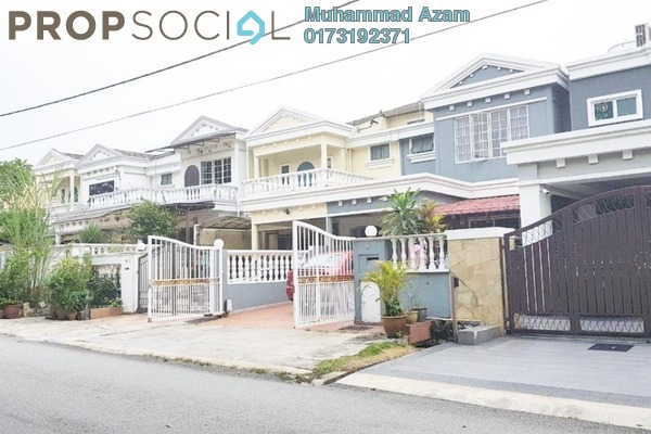 For Sale Terrace at USJ 11, UEP Subang Jaya Freehold Unfurnished 4R/3B 940k