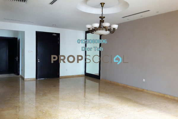 For Rent Condominium at Hijauan Kiara, Mont Kiara Freehold Semi Furnished 3R/4B 8k