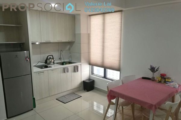 For Rent Condominium at You One, UEP Subang Jaya Freehold Fully Furnished 1R/1B 1.73k