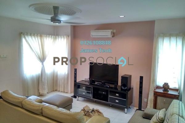 For Sale Semi-Detached at Kota Kemuning Hills, Kota Kemuning Freehold Semi Furnished 4R/3B 899k