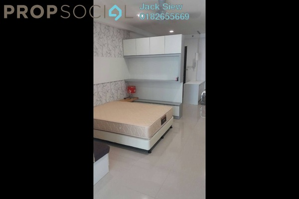 For Rent Serviced Residence at Shaftsbury Square, Cyberjaya Freehold Fully Furnished 0R/1B 1.3k