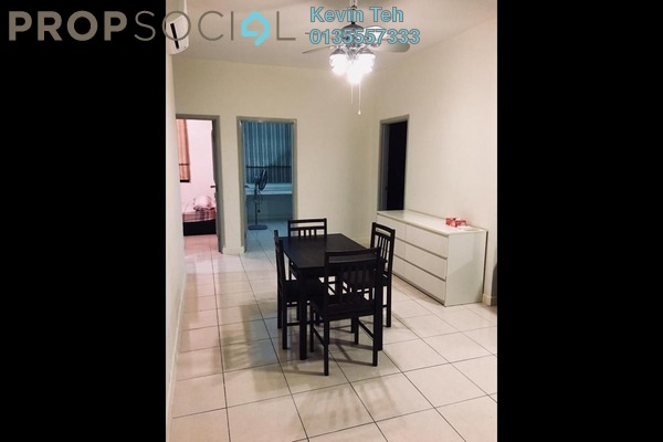 For Rent Condominium at Casa Kiara I, Mont Kiara Freehold Fully Furnished 3R/3B 2.5k