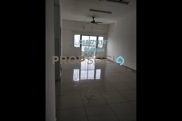 For Rent Condominium at The Wharf, Puchong Freehold Unfurnished 3R/2B 1.15k