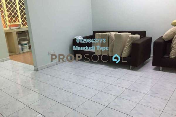 For Rent Apartment at Desa Mutiara Apartment, Mutiara Damansara Freehold Semi Furnished 3R/2B 1.5k