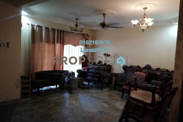 For Sale Semi-Detached at Bandar Saujana Utama, Sungai Buloh Freehold Semi Furnished 4R/3B 500k