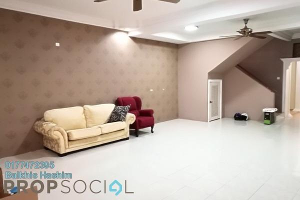 For Sale Terrace at Bandar Nusa Rhu, Shah Alam Leasehold Semi Furnished 4R/4B 600k