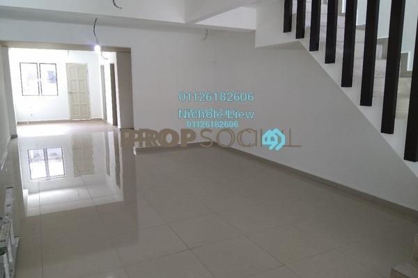 For Sale Terrace at Taman Bukit Kenangan, Kajang Freehold Unfurnished 3R/3B 365k