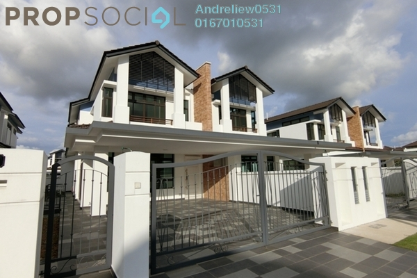 For Sale Semi-Detached at Eco Botanic, Skudai Freehold Unfurnished 4R/4B 980k