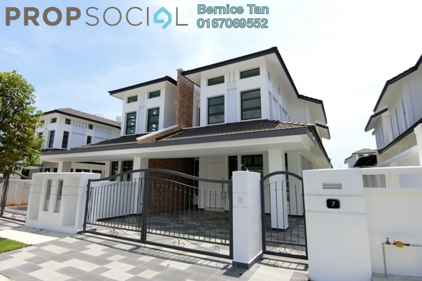 For Sale Semi-Detached at Eco Botanic, Skudai Freehold Unfurnished 5R/5B 898k