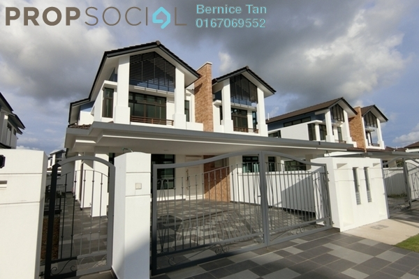 For Sale Semi-Detached at Eco Botanic, Skudai Freehold Unfurnished 4R/5B 980k