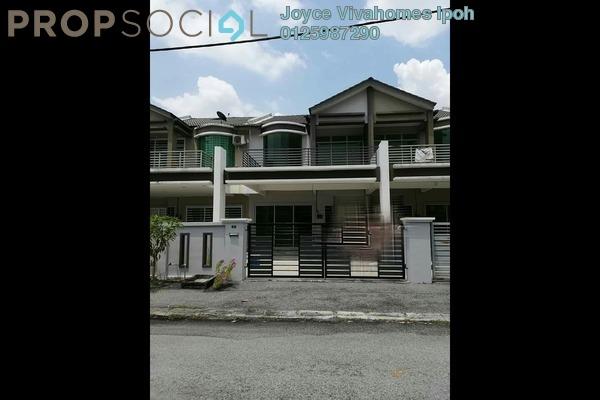 For Sale Terrace at Medan Klebang Restu, Chemor Freehold Unfurnished 4R/3B 419k