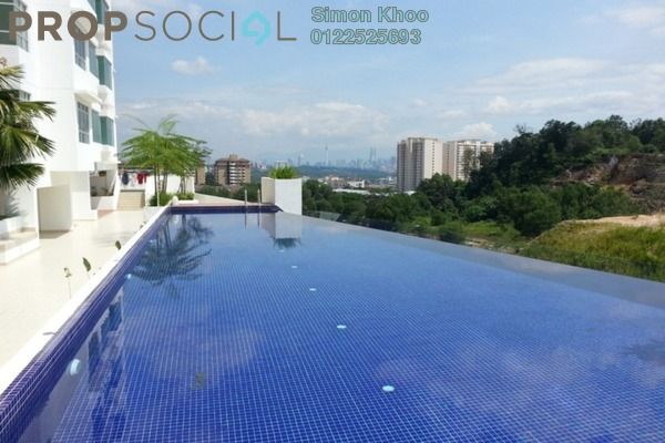 For Sale Condominium at Residensi Desa, Kuchai Lama Freehold Fully Furnished 1R/1B 460k