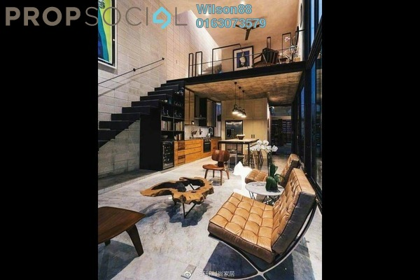 For Sale Duplex at Arte Cheras, Cheras Leasehold Semi Furnished 3R/2B 418k
