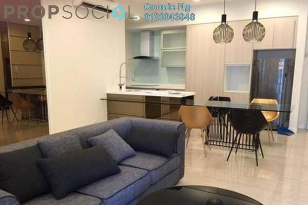 For Rent Serviced Residence at Eve Suite, Ara Damansara Freehold Fully Furnished 2R/2B 2.7k