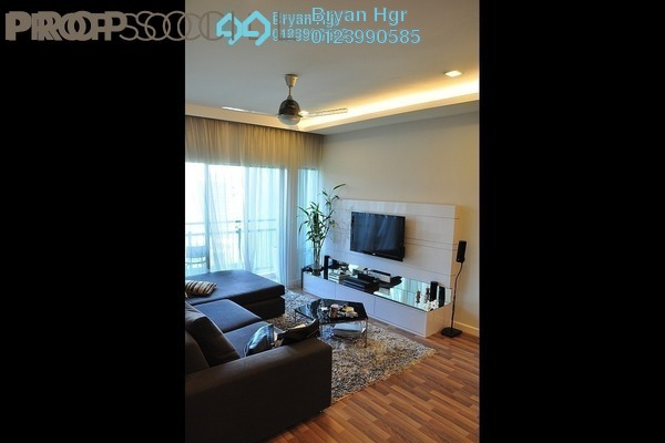 For Sale Condominium at Metropolitan Square, Damansara Perdana Leasehold Fully Furnished 3R/2B 640k