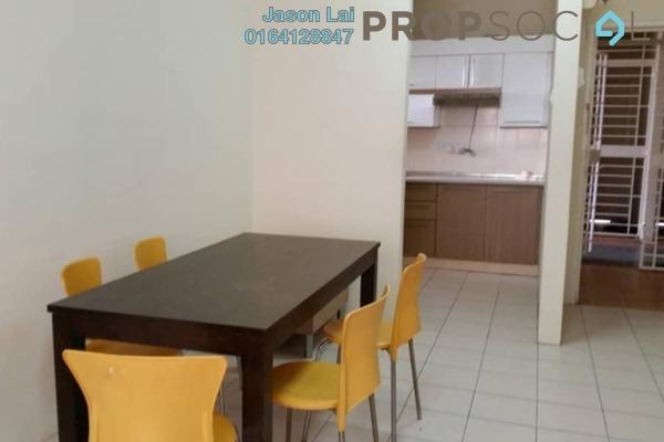 For Sale Condominium at Casa Subang, UEP Subang Jaya Freehold Fully Furnished 4R/2B 410k
