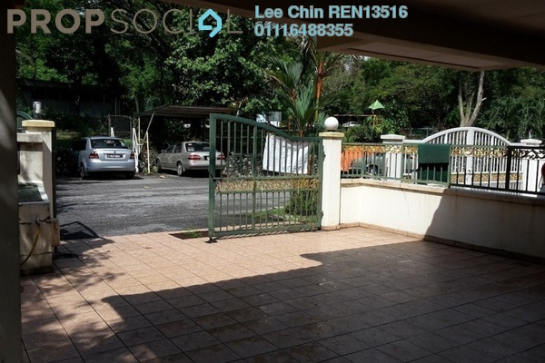 For Sale Terrace at Taman Seri Taming, Cheras Freehold Semi Furnished 4R/3B 998k