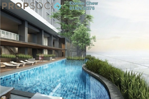 For Sale Condominium at Taman Tasik Prima, Puchong Freehold Fully Furnished 5R/5B 666k